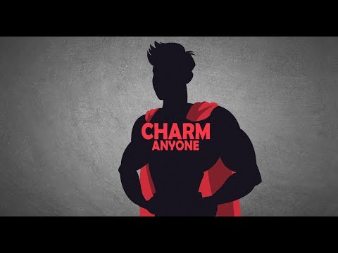 HOW TO INSTANTLY CHARM ANYONE | 5 PSYCHOLOGICAL TRIGGERS