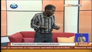Mwanasarakasi Abdalla Moi