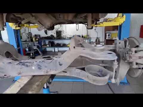 Ремонт задней подвески Форд Мондео в Смоленске
