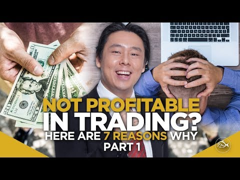 Not Profitable in Trading? Here Are 7 Reasons Why! Part 1 by Adam Khoo