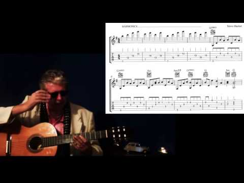 Guitar Lessons Horizons Steve Hacket. Tony Tutorio's Gu