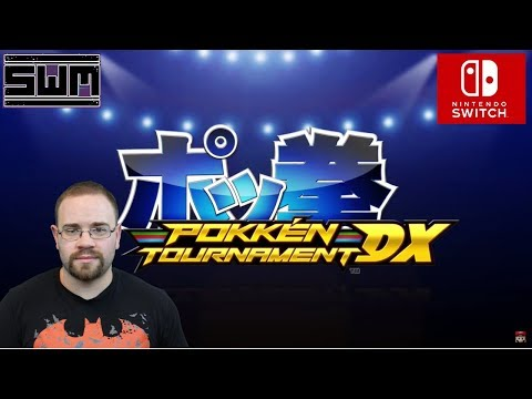 Pokken Tournament DX Nintendo Switch! SpawnWave Plays!