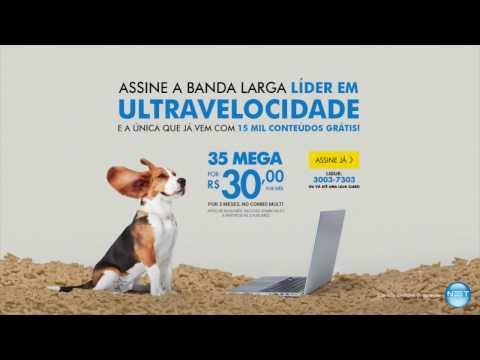 Assine a banda larga mais rápida do Brasil | NET