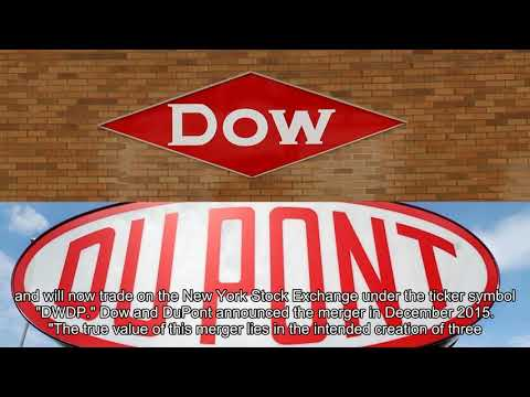 Dow Chemical and DuPont Have Completed a $130 Billion Merger