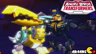 Angry Birds Transformers: New Energon Grimlock On Fire Gameplay Part 29