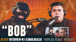 Interview With A Drug Dealer | Hosted By Dope As Yola
