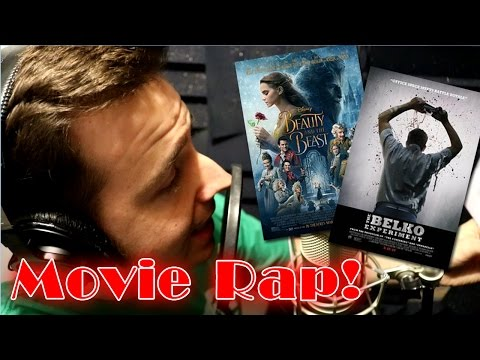 Movie Rap - 03/17/17 - Beauty And The Beast, The Belko Experiment