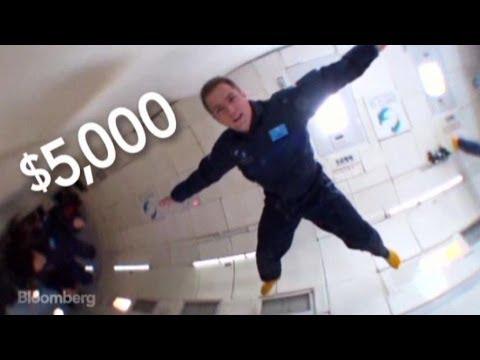 Ride the Vomit Comet: Try Life in Zero Gravity