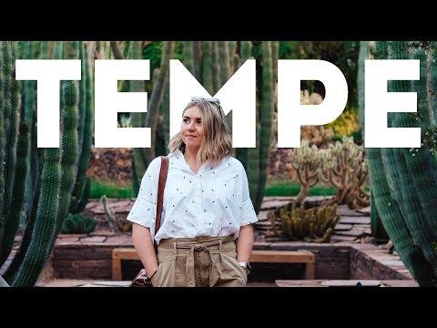 EXPLORING TEMPE   Sunny Arizona Getaway