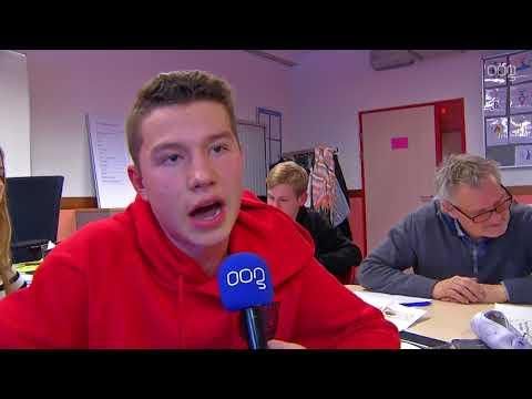 Leon van Gelder brengt jongeren in contact met ouderen