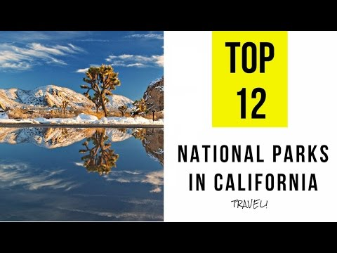 Top 12. Best National Parks In California