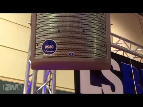 InfoComm 2013: Danley OS80 Speaker Solution