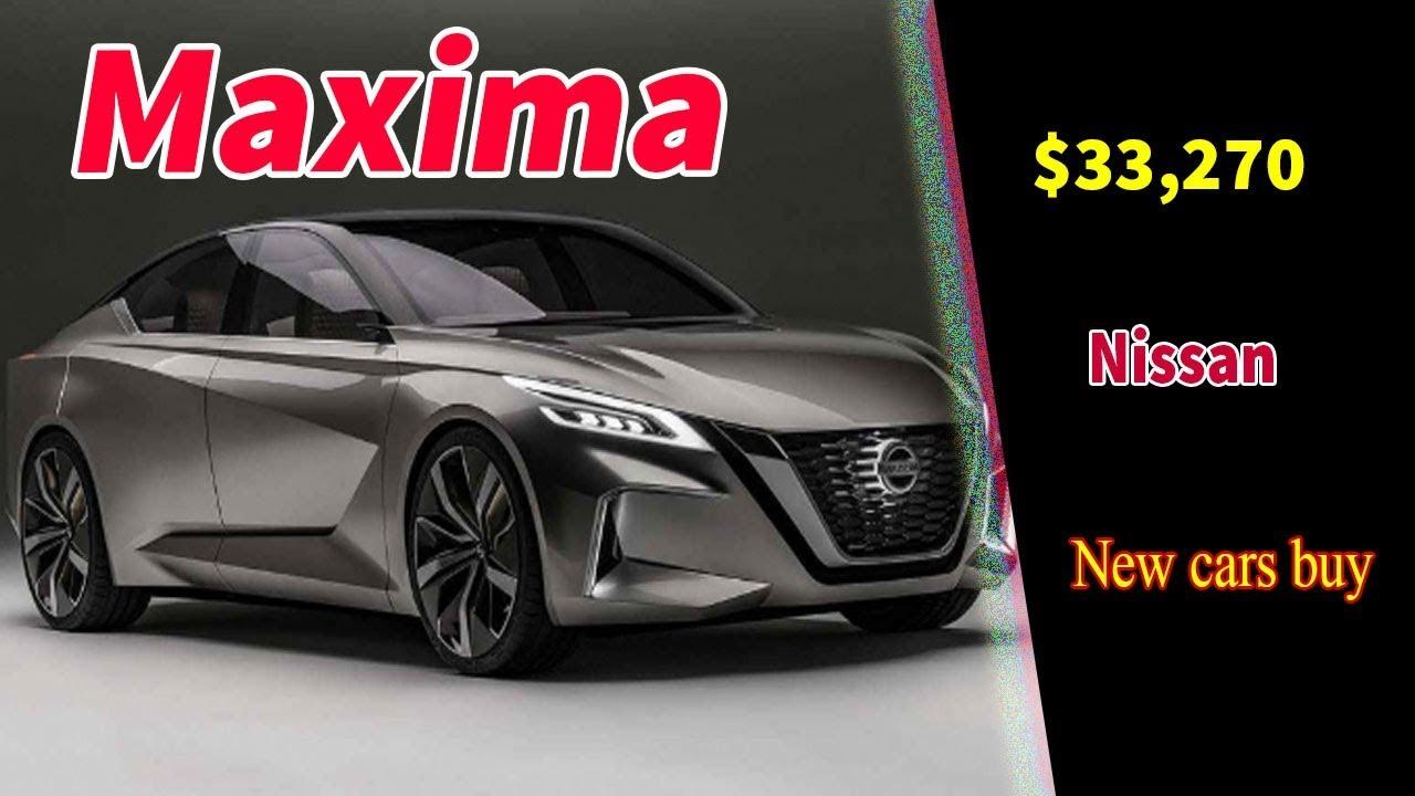 2020 Nissan Maxima Platinum 2020 Nissan Maxima Concept 2020 Nissan Maxima Nismo