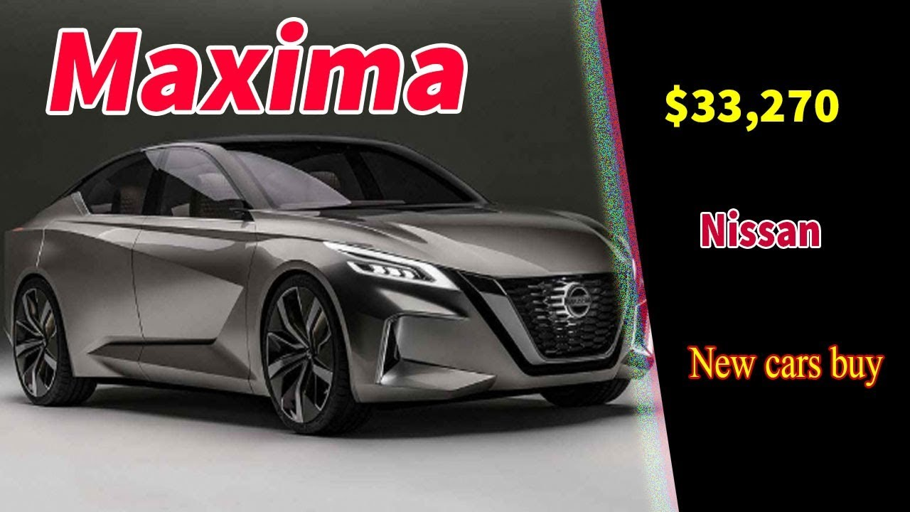 2020 Nissan Maxima Nismo New Concept
