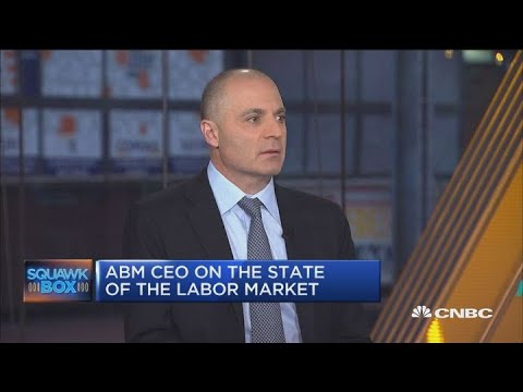 ABM CEO: Efficiency is the key to success in current labor market