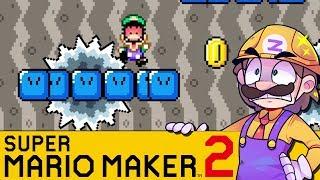 Zuschauerlevel! | SUPER MARIO MAKER 2