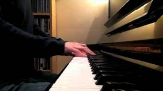 Downside-Up Peter Gabriel Piano Cover