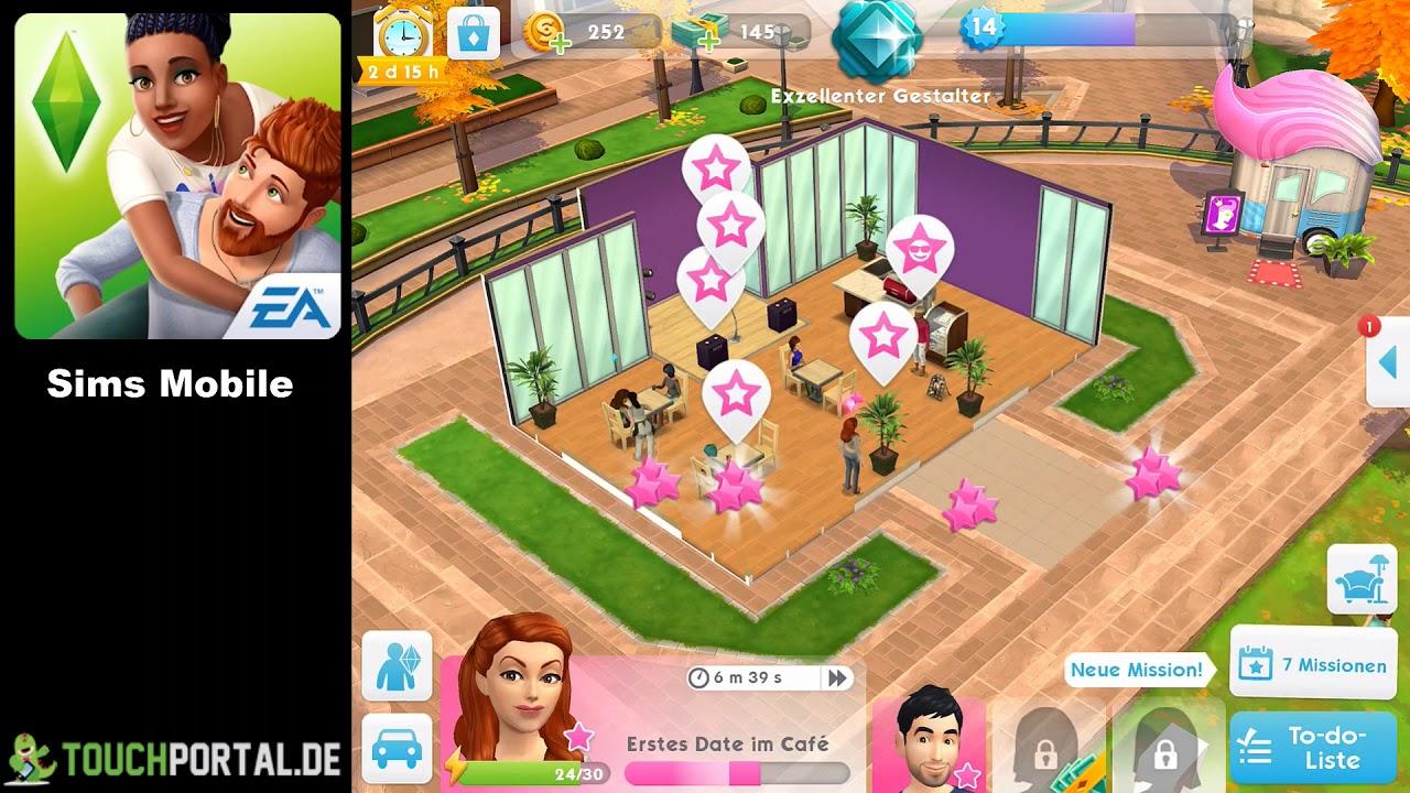 Bauen Sie 2 Dating-Beziehungen sims Freeplay