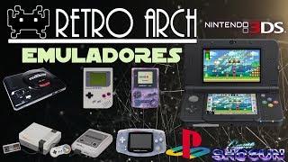 Tutorial Retroarch 3DS Emuladores de GB, GBC, GBA, NES, SNES, PSX, CPS2, NEO GEO, MEGADRIVE etc