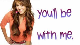 Wherever I Go-Miley Cyrus (lyrics/HQ)
