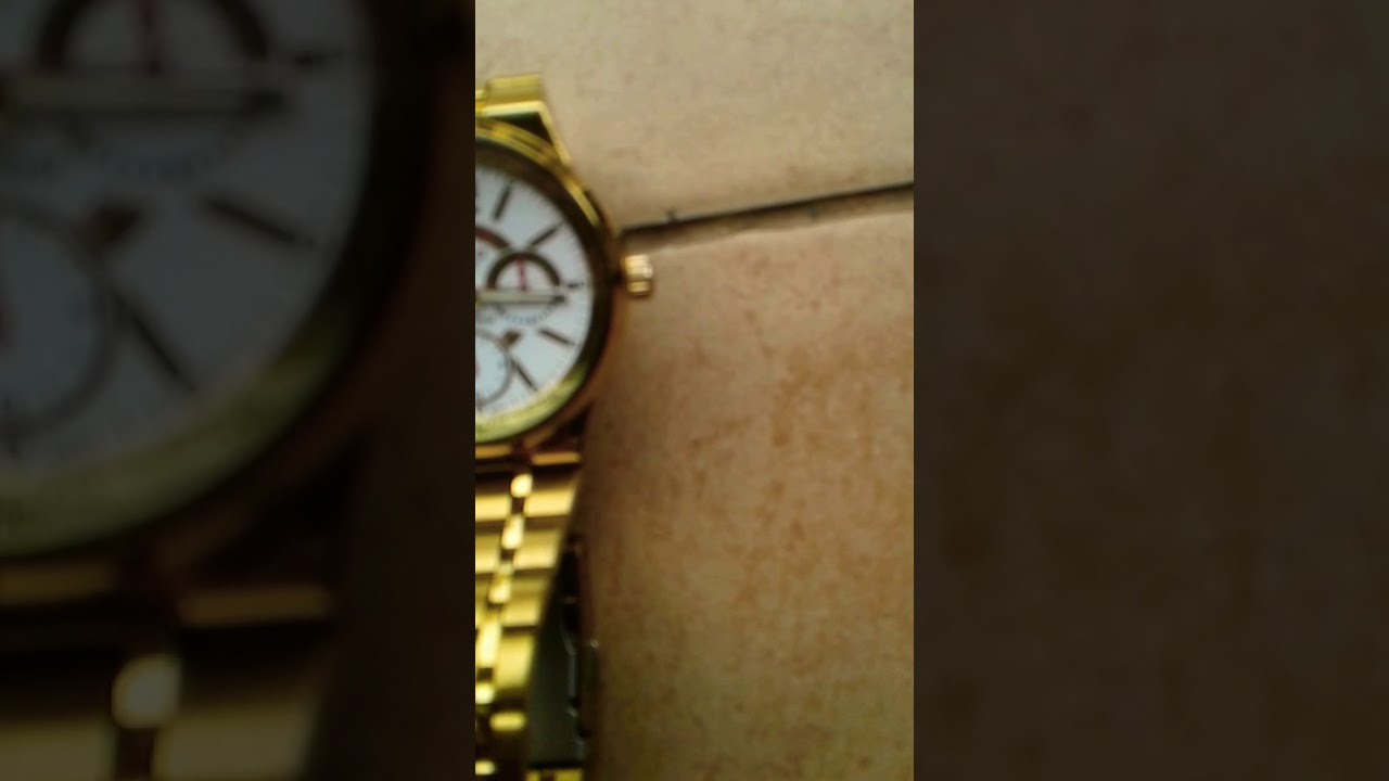 80bf544c389 Reloj salco dorado - YouTube