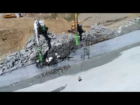 Oroville Spillways Phase 2 Update May 8th, 2018