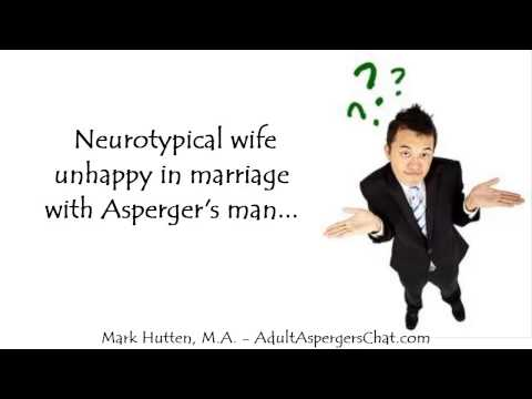 Aspergers Men and Marriage Problems