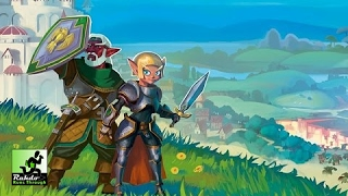 Tiny Epic Quest Gameplay Runthrough