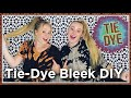 TIE-DYE T-SHIRT DIY MET BLEEK - MYLENE & ROSANNE