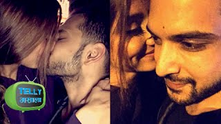 Caught: Karan Kundra KISSES Girlfriend VJ Anusha