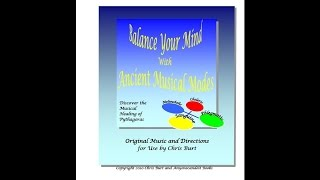 Balance Your Mind with Ancient Musical Modes