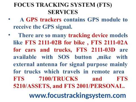 Online Vehicle Tracking System in Coimbatore