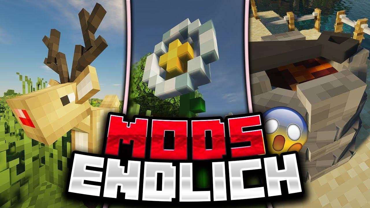 Minecraft MODS auf der Ps4 GER Tutorial YouTube