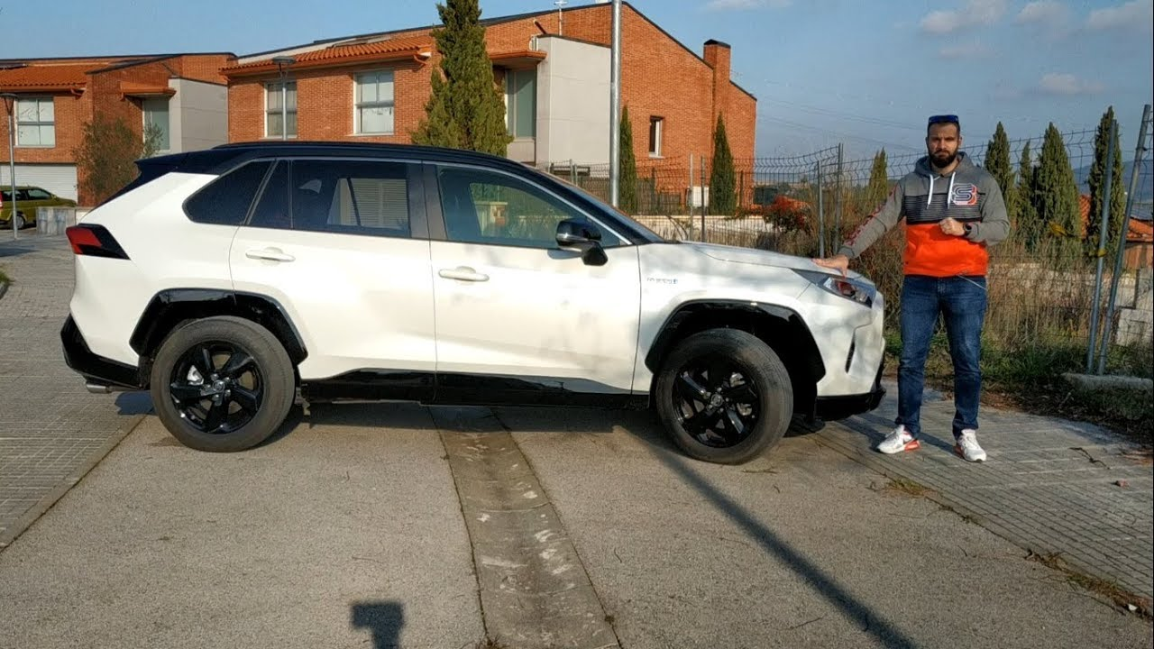 2020 Toyota Rav4 Hybrid Research New
