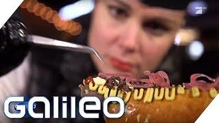 Jumbo testet: Der teuerste Hotdog der Welt | Galileo | ProSieben