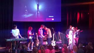 """Britton Buchanan, London and Johnny performing """"Gimme Shelter""""! Mp3"""