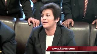 Ahli Parlimen Bakri Buat Tuduhan Tidak Berasas Berhubung Isu RAPID - Azalina Othman 25/6/2012
