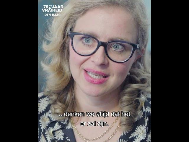 Haagse Vrijheidsambassadeur: Leila Prnjavorac