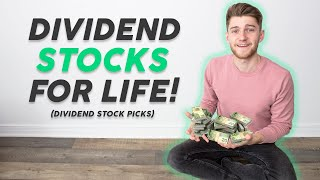 Stocks That Pay Dividends Forever! (Aristocrat Passive Growth)