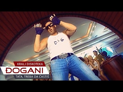 DJOGANI - Kralj diskoteka (Tata, treba da castis) - Official video HD