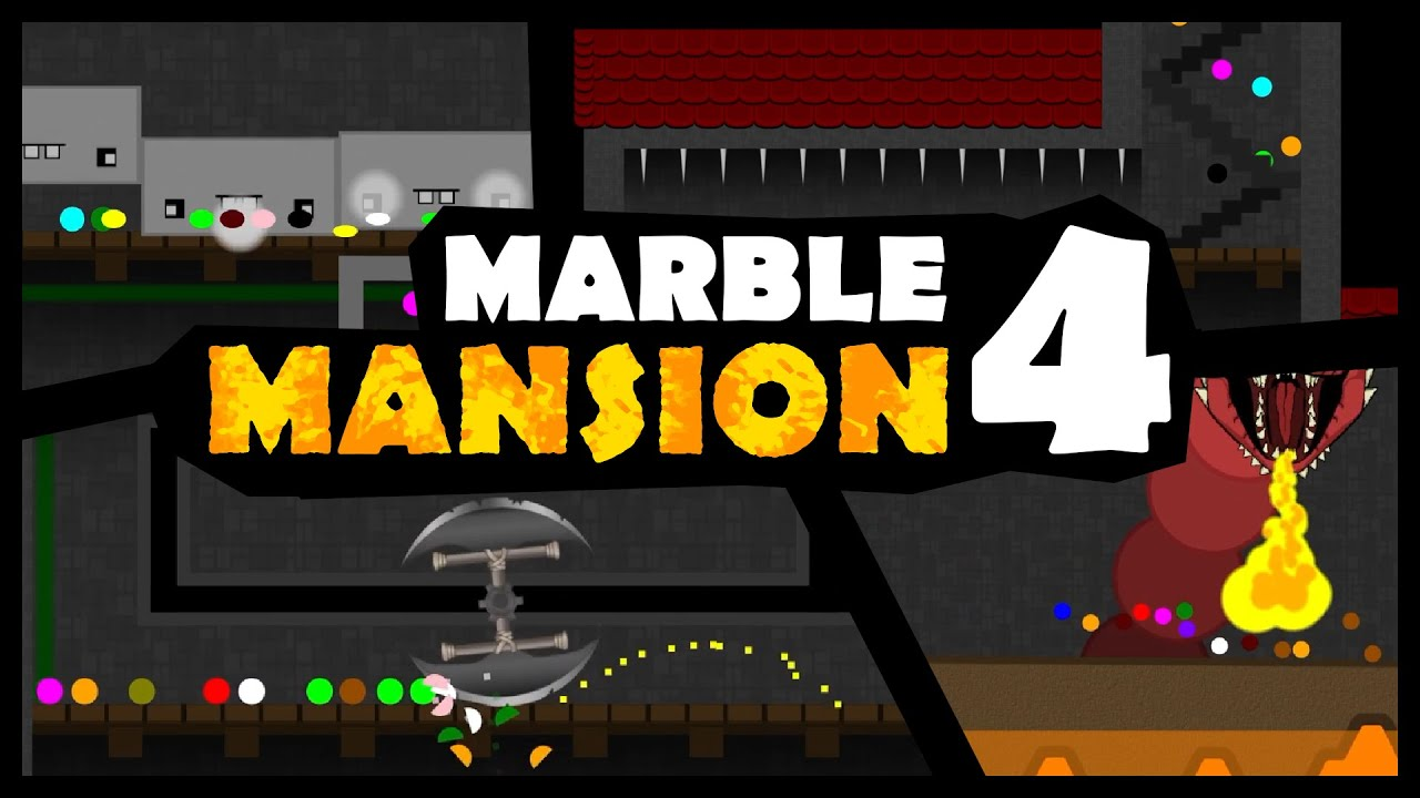 Escape from Marble Mansion 4
