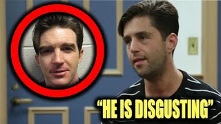 Celebrities That Tried To Warn Us About Nickelodeon Star Drake Bell…