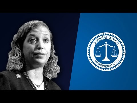 Tom Fitton Reacts to NEW DETAILS about Awan Brothers/Debbie Wasserman Shultz Cybersecurity Scandal