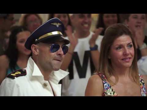 El mejor flashmob sorpresa cumpleaos Marta Esteve en centro comercial