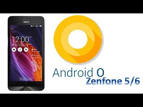 Oreo on Zenfone 5 | ROM 8.0 | How to Download | Install