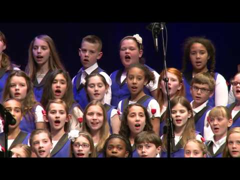 Frederick County Elemenatry Honors Chorus 2016
