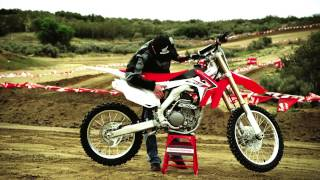 2014 Honda CRF250R thumbnail