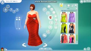 Sims 4- Create a Sim: Overview and making your sims