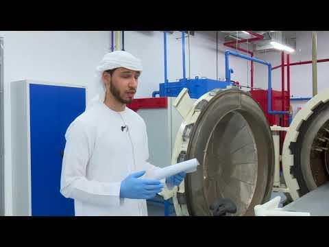 أبرز ابتكارات طلاب جامعة خليفة بأبوظبي - 4Tech  - نشر قبل 2 ساعة