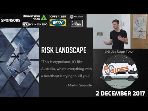 Kyle Riley - Smarter Contracts: A Brief Look at Smart Contra